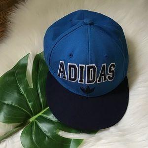 Adidas Blue Baseball Hat Cap Snapback